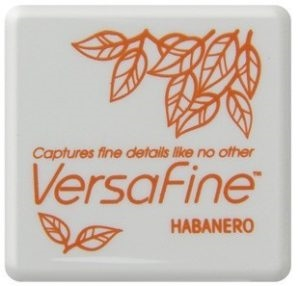 Versafine Ink Pad Mini - Habanero